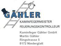 Kaminfeger-Gähler